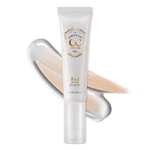 Etude House CC Cream #1 Silky