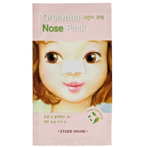 Etude House Greentea Nose Pack