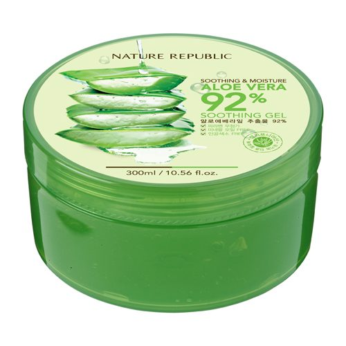Nature Republic Soothing & Moisture Aloe Vera Soothing Gel