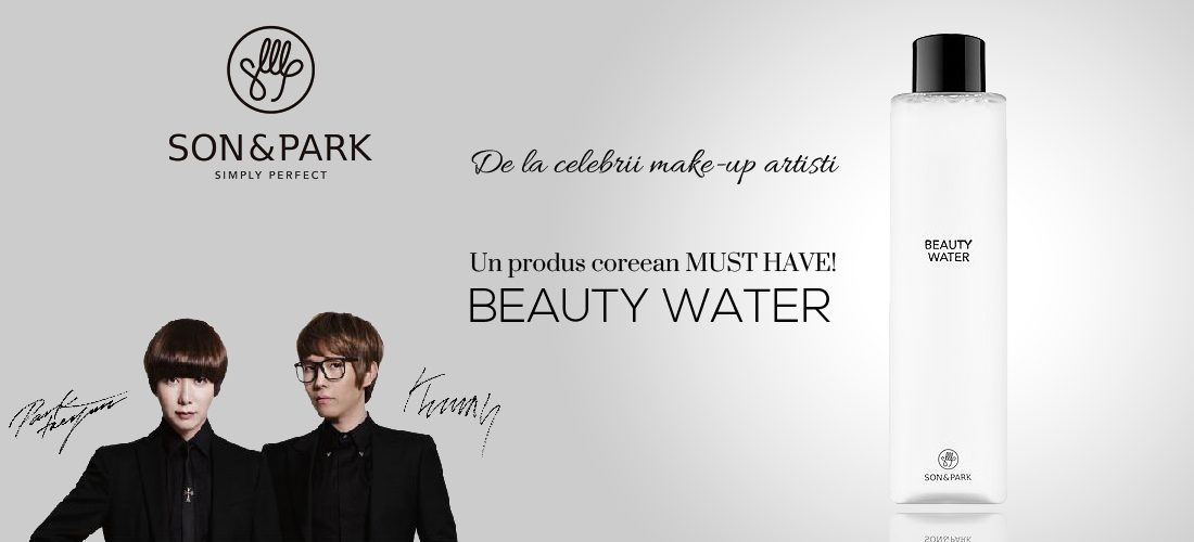 Dolly Skin SON&PARK Beauty Water