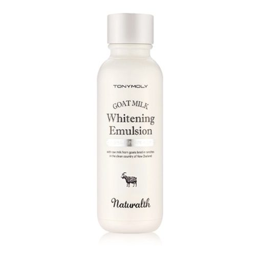 Dolly Skin TonyMoly Naturalth Goat Milk Whitening Emulsion