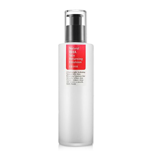 Dolly Skin Cosrx Natural BHA Skin Returning Emulsion