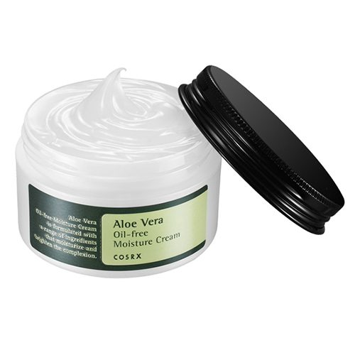 Dolly Skin Cosrx Aloe Vera Oil-Free Moisture Cream