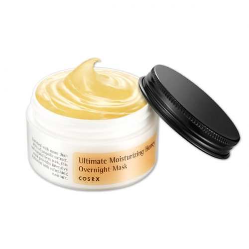 Dolly Skin Cosrx Ultimate Moisturizing Honey Overnight Mask