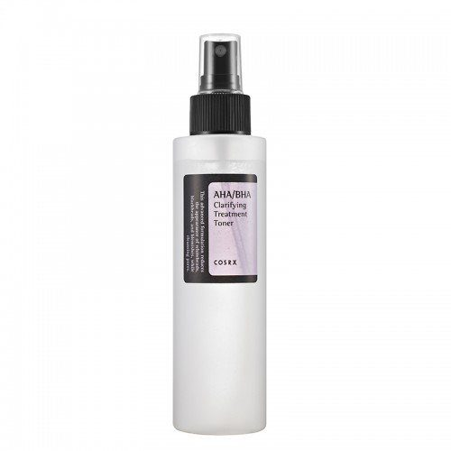 dolly skin COSRX AHA BHA CLARIFYING TREATMENT TONER
