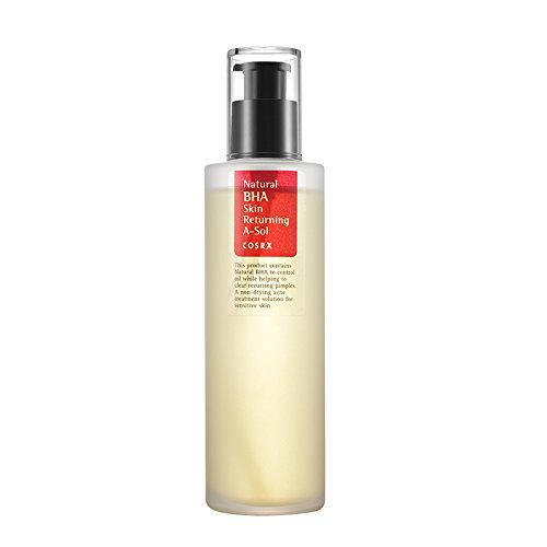 dolly skin COSRX NATURAL BHA SKIN RETURNING A-SOL