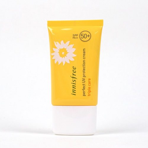 dolly skin Innisfree DAILY UV PROTECTION triple care 2