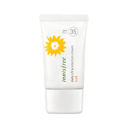 dolly skin Innisfree_DAILY_UV_PROTECTION_CREAM_MILD_SPF35_PA++_50ml