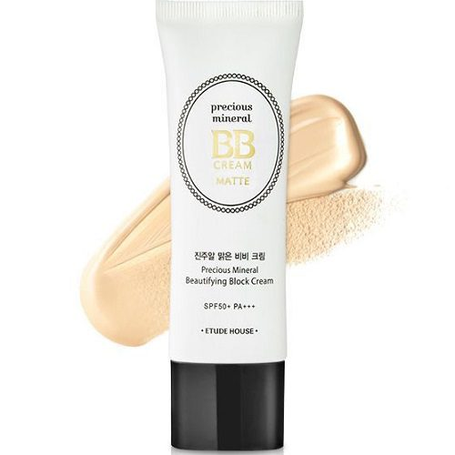DOLLY SKIN Etude House Precious Mineral BB Cream Matte