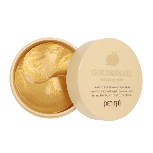 dolly skin Petitfee Gold and Snail Eye Patch 2