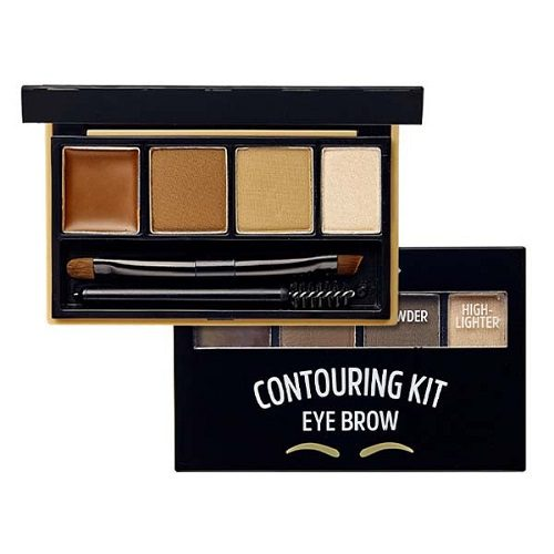 dolly skin etude house contouring eye brow kit 1