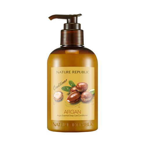 Dolly Skin Nature Republic Argan Essential Deep Care Conditioner 300ml