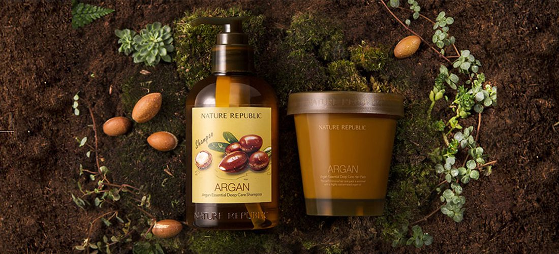 Nature Republic Argan Essential
