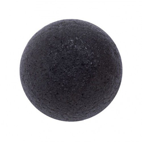 Missha Natural Soft Jelly Cleansing Puff Konjac #Bamboo Charcoal