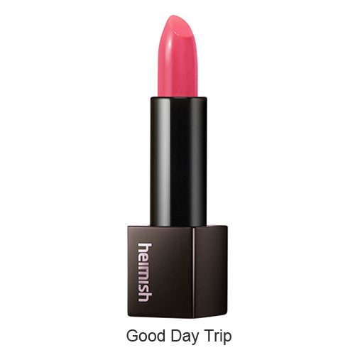 Dolly Skin Heimish Dailism Mineral Rich Lipstick Good Day Trip
