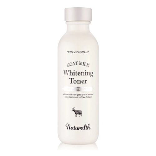 Dolly Skin TonyMoly Naturalth Goat Milk Whitening Toner