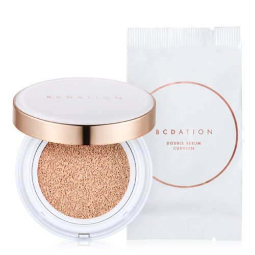 DOLLY SKIN TONYMOLY_BCDATION_DOUBLE_SERUM_CUSHION