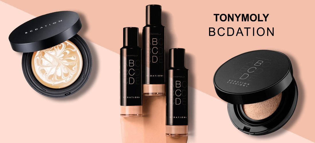 tonymoly BCDATION Dolly Skin