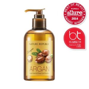 Nature Republic Argan Essential Deep Care Shampoo