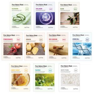 Secriss Pure Nature Mask Pack