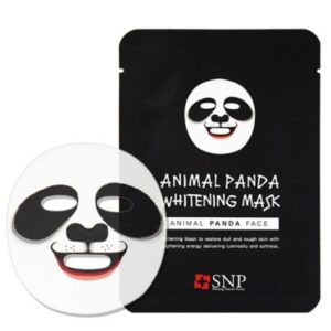 SNP Animal Mask – Animal Panda Brightening Mask Sheet