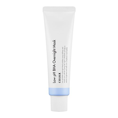 Cosrx Low PH BHA Overnight Mask.