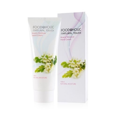 FOODAHOLIC Natural Touch Acacia Moisture Hand Cream Dolly Skin