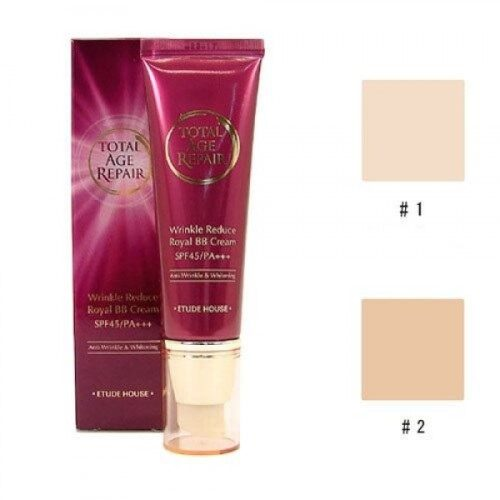 Etude House Total Age Repair Wrinkle Reduce Royal BB Cream Dolly Skin