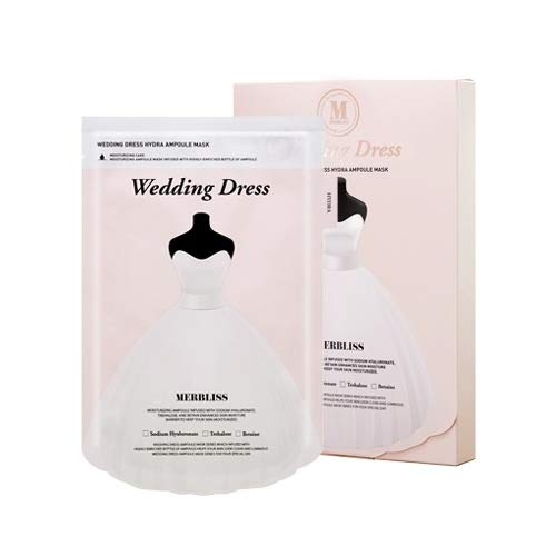 MERBLISS Wedding Dress Hydra Ampoule Mask