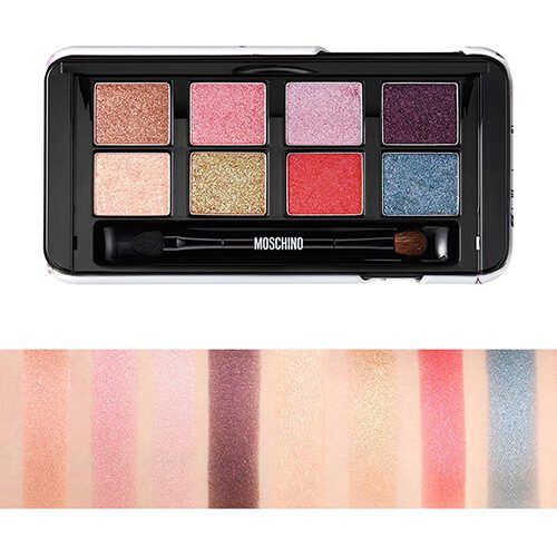 TONYMOLY Moschino Super Beam Eye Palette [02 All of Color]
