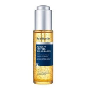 Real Barrier Active-V First Oil