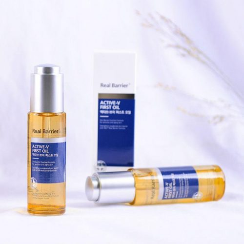 Real Barrier Active-V First Oil Dolly Skin