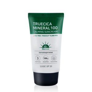SOME BY MI True Cica Mineral 100 Calming Sun Cream SPF50+ PA++++