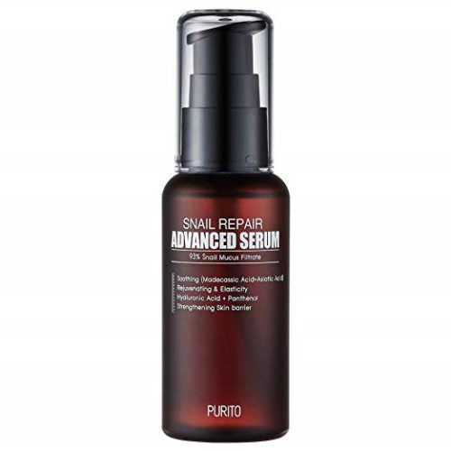 PURITO Snail Repair Advanced Serum Dolly Skin