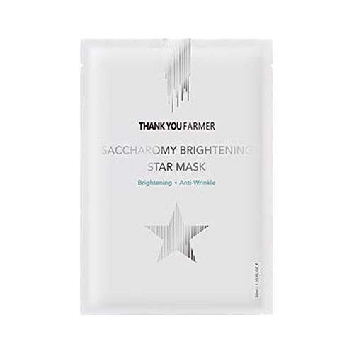 Thank You Farmer Saccharomy Brightening Star Mask
