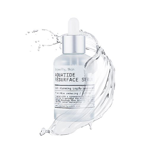Logically, Skin Aquatide Resurface Serum