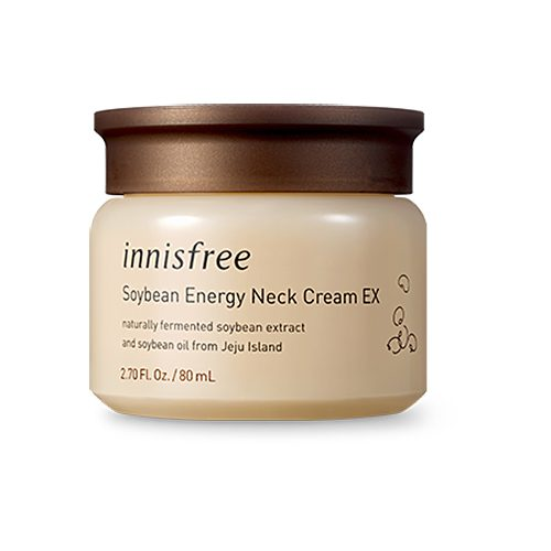 Innisfree Soybean Energy Neck Cream EX