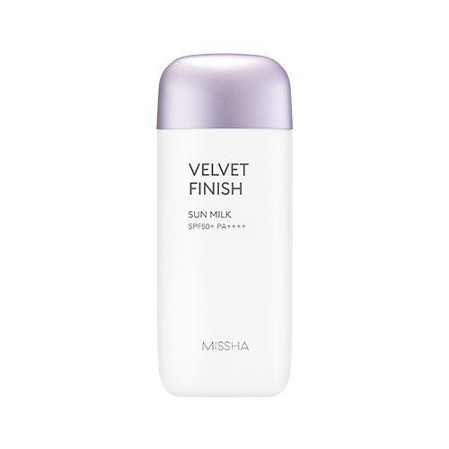 MISSHA All Around Safe Block Velvet Finish Sun Milk