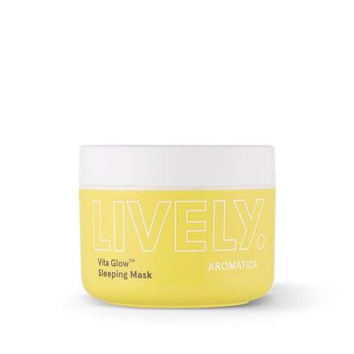 Aromatica LIVELY Vita Glow Sleeping Mask