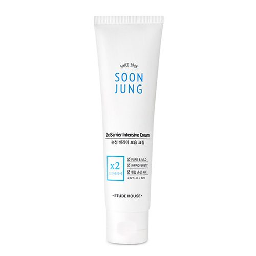 Etude House Soon Jung 2x Barrier Intensive Cream