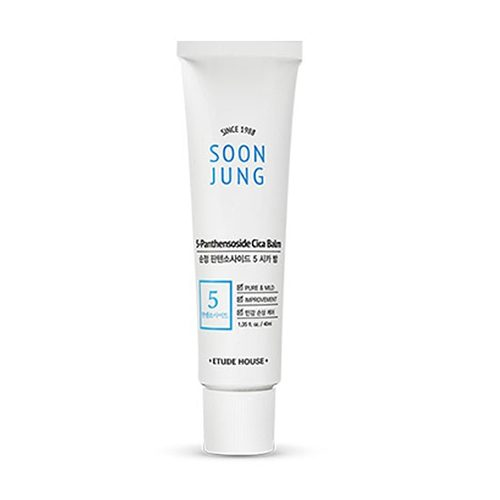 Etude House Soon Jung 5-Panthensoside Cica Balm