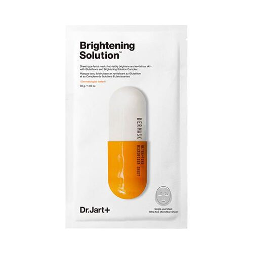 Dr.Jart+ Dermask Micro Jet Brightening Solution Mask Sheet